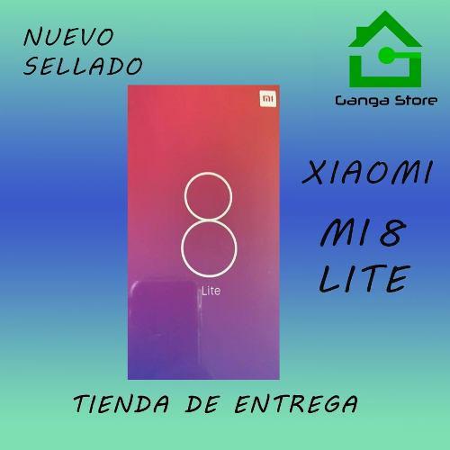Xiaomi Mi 8 Lite Nuevo Sellado Con Garantía