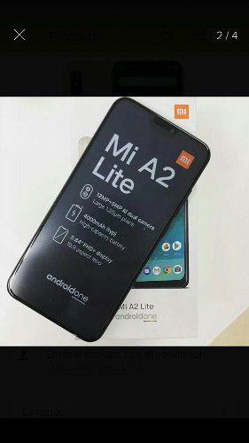 Xiaomi Mi A2 Lite 64gb 4ram Dual Sim Dorado Sellado