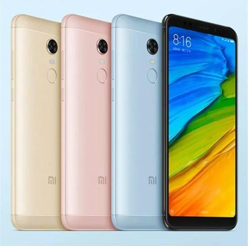 Xiaomi Redmi 5 Plus Global 3gb 32gb 4000 Mah+funda+vidrio