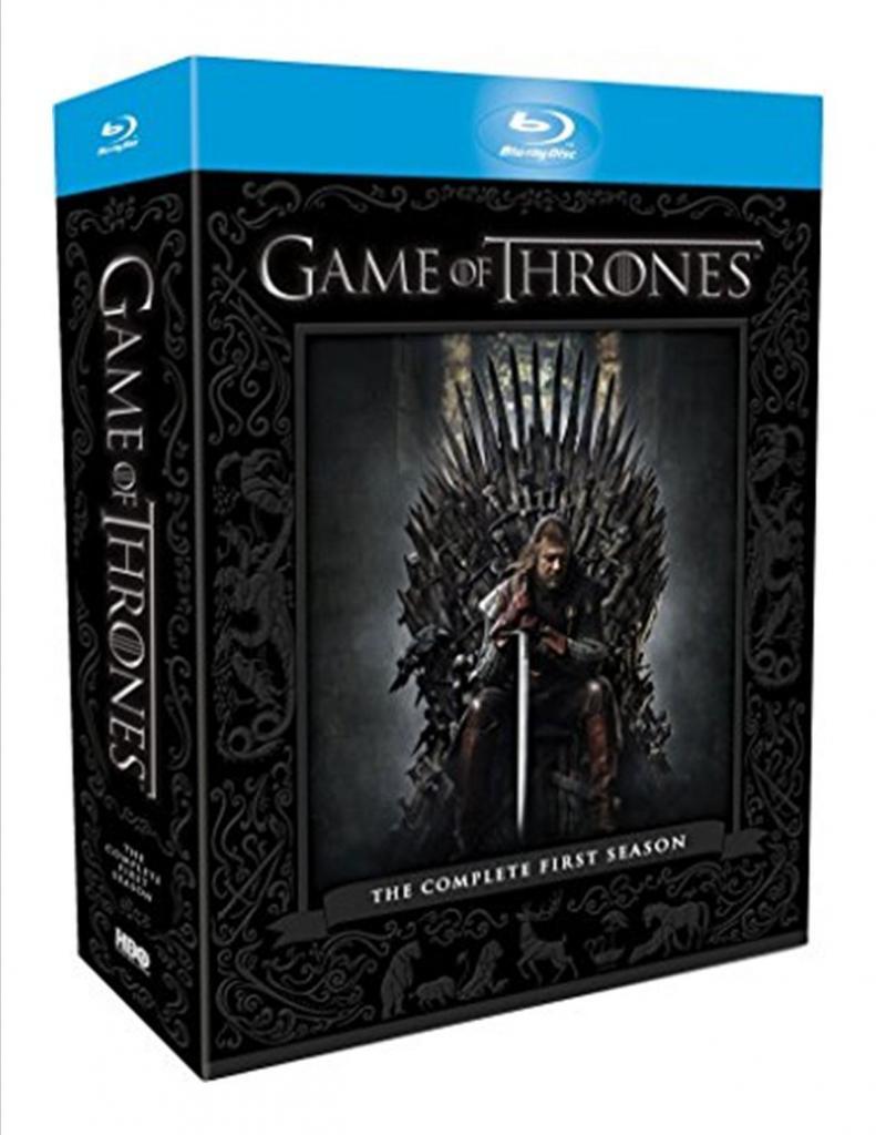 Blu Ray JUEGO DE TRONOS Temporada 1 game of thrones NUEVO