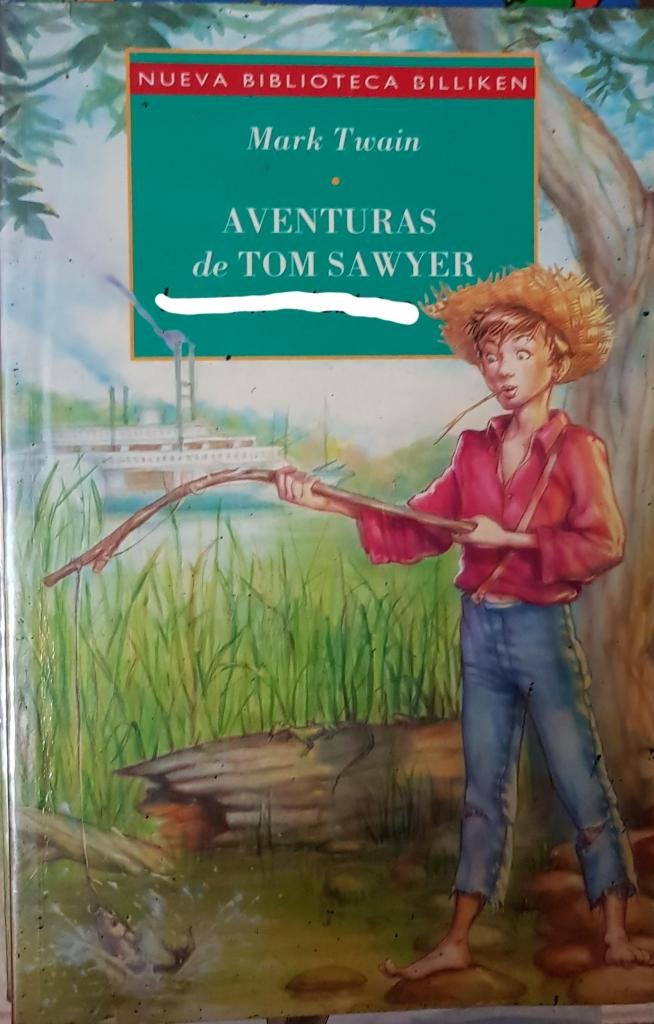 Plan Lector Las Aventuras de Tom Sawyer Mark Twain Editorial