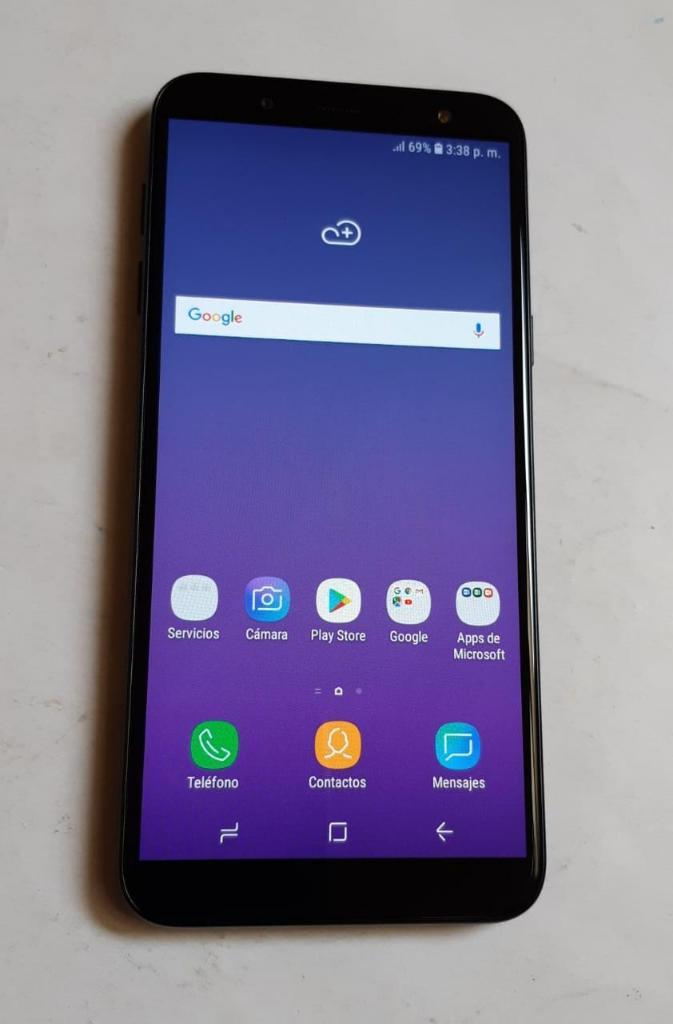 Samsung Galaxy J6 Libre Imei Original