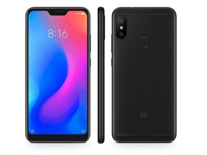 Xiaomi Mi 8 Lite 6gb128gb, negro, version global