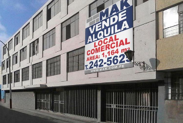 Aquiler de Local Comercial en el Callao