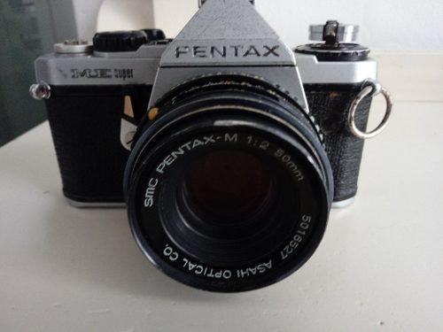 Camara Fotografica Pentax Me Super Lente 50mm
