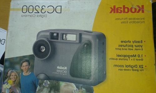 Cámara Fotográfica Kodak Dc3200