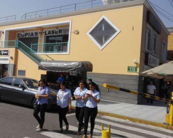 Exelente local comercial en la molina en Lima