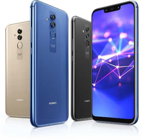 Huawei Mate 20 Lite 64gb 4gb Ram Somos Plaza Tec 209