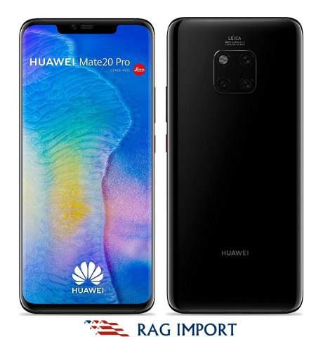 Huawei Mate 20 Pro / 6gb Ram / 128gb / 6.39 Qhd - A Pedido