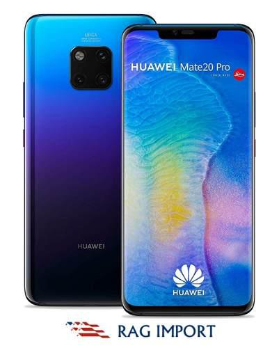 Huawei Mate 20 Pro / 8gb Ram / 256gb / 40+20+8mp A Pedido