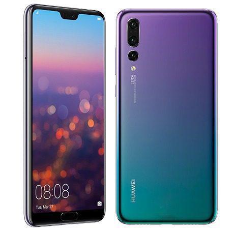Huawei P20 Pro Duos L/fáb. 6gb Ram 128gb Sellado Twilight