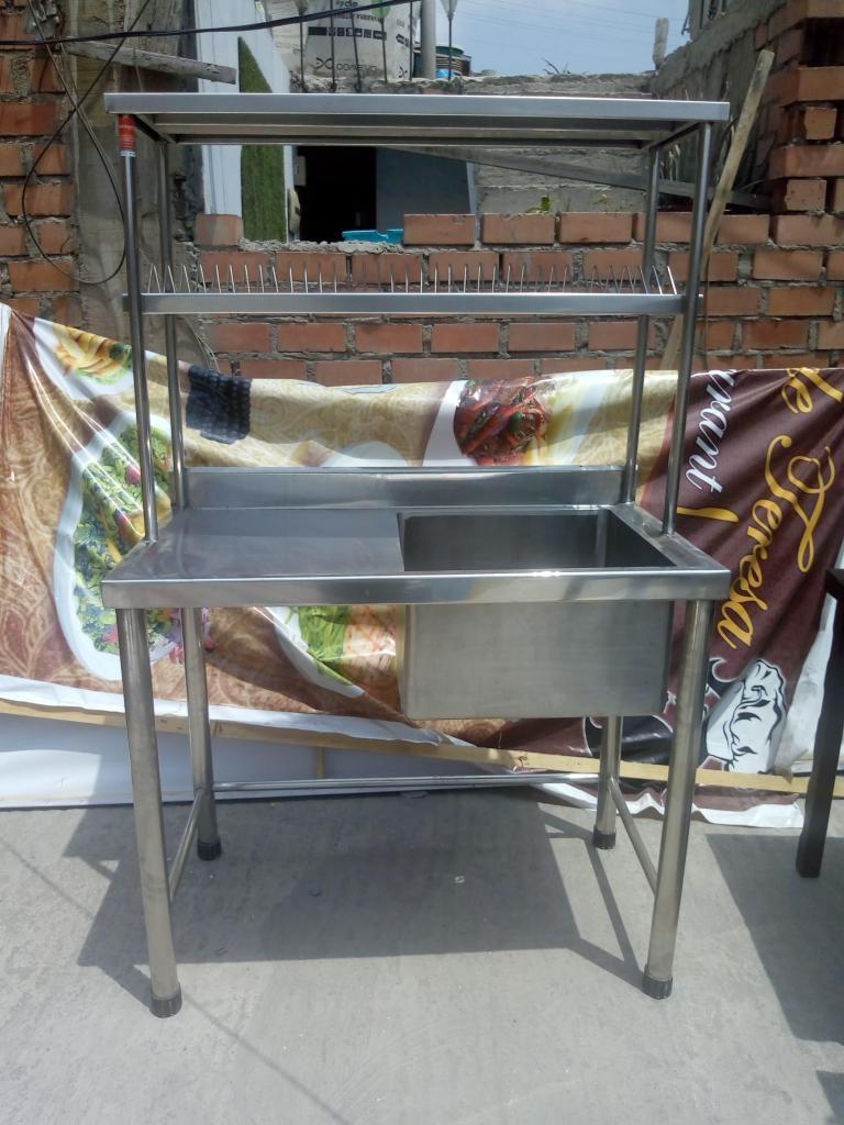 Se vende lavadero de platos de acero inoxidable 68f246a8d1a4