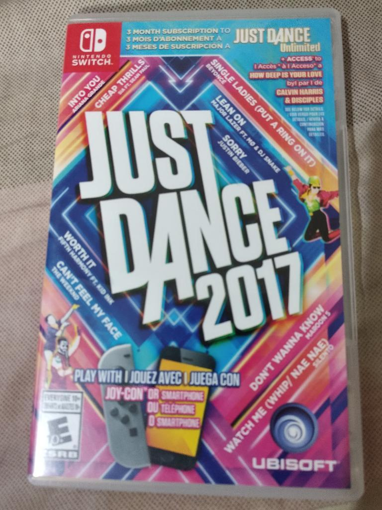 Just Dance  Nintendo Switch