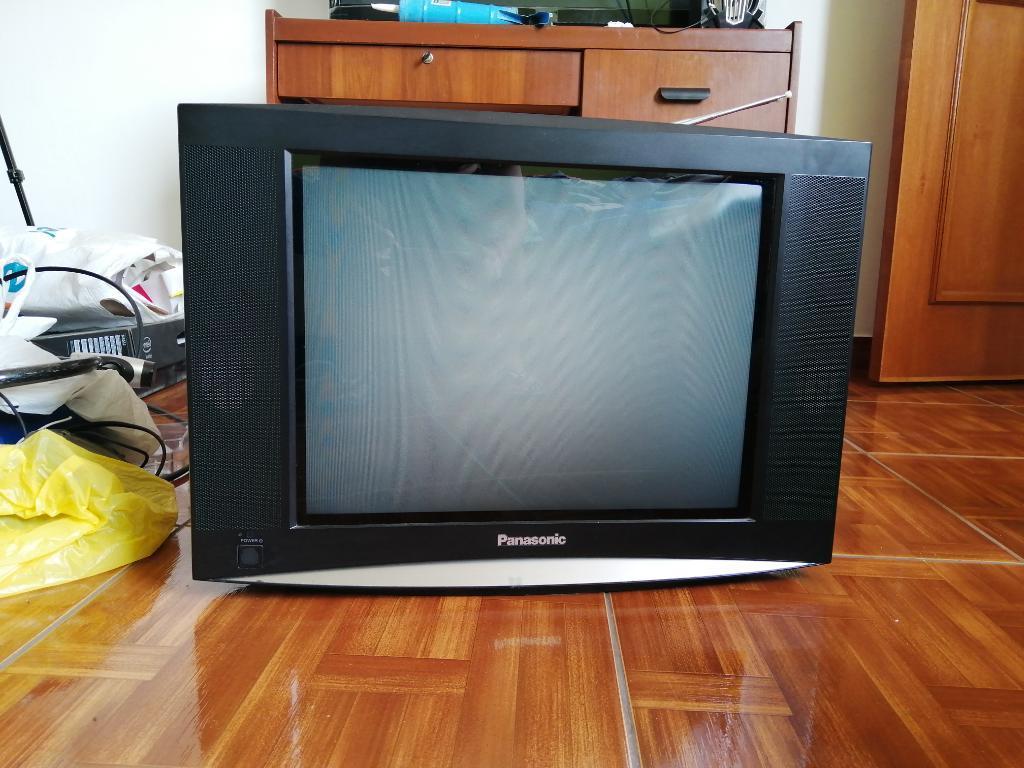 Remato Tv de 21 Pulgadas Panasonic