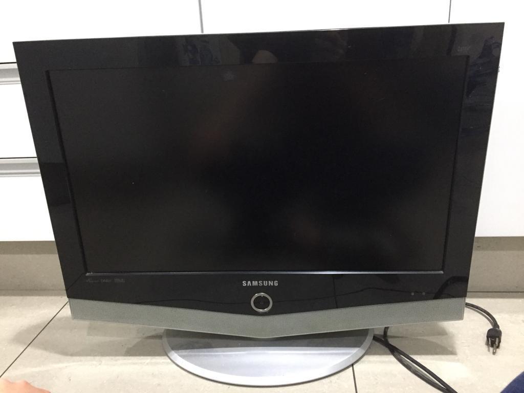 televisión Samsung de 26 pulgadas