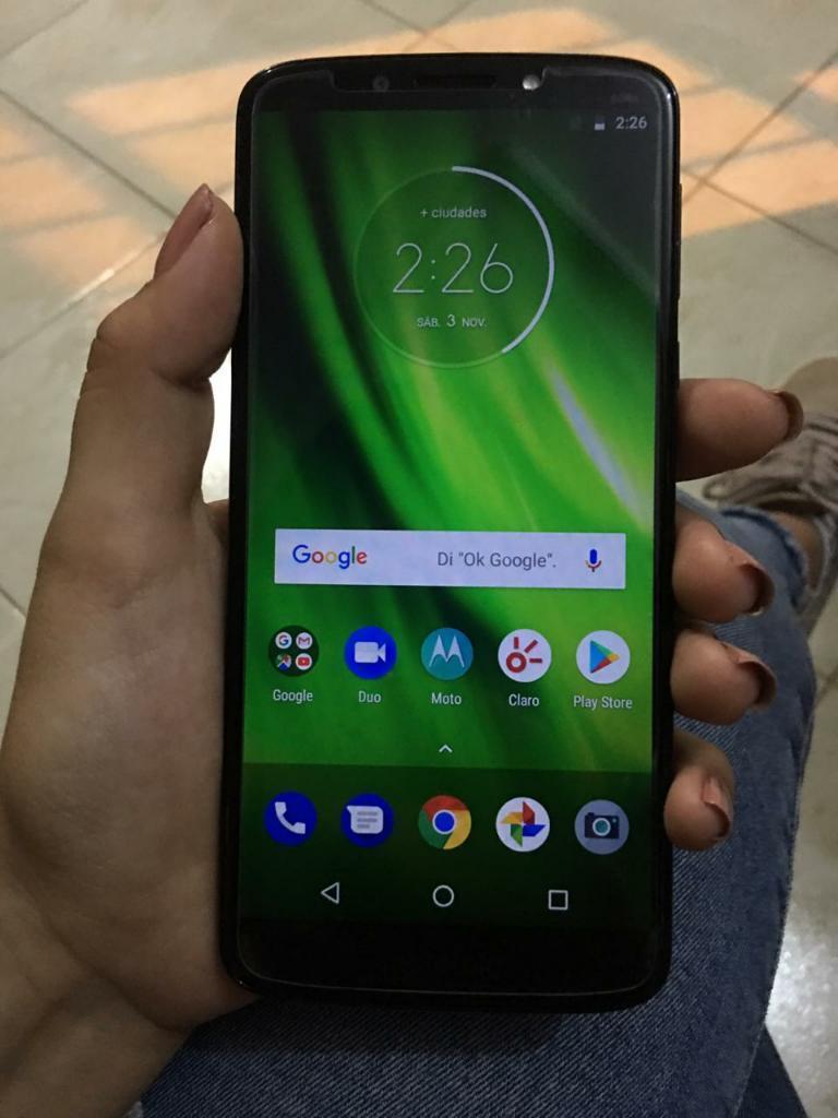 Moto G6 Play Nuevo 10 de 10