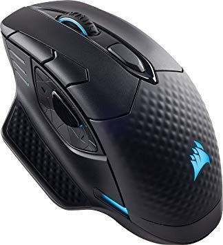 Mouse Para Juegos Con Cable / Inalámbrico Dark Core Rgb Se