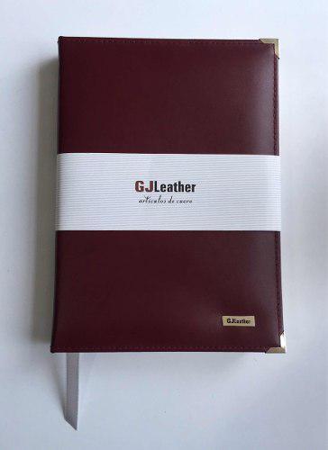 Agendas 2019 Gerencial Premium De Cuero Genuino Gjleather