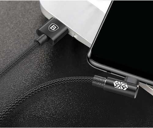 Baseus-cable Usb C - 2 Metros- Samsung - One Plus