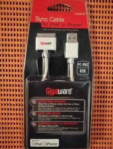 Cable De Sincronizacion Para Iphone O Ipod