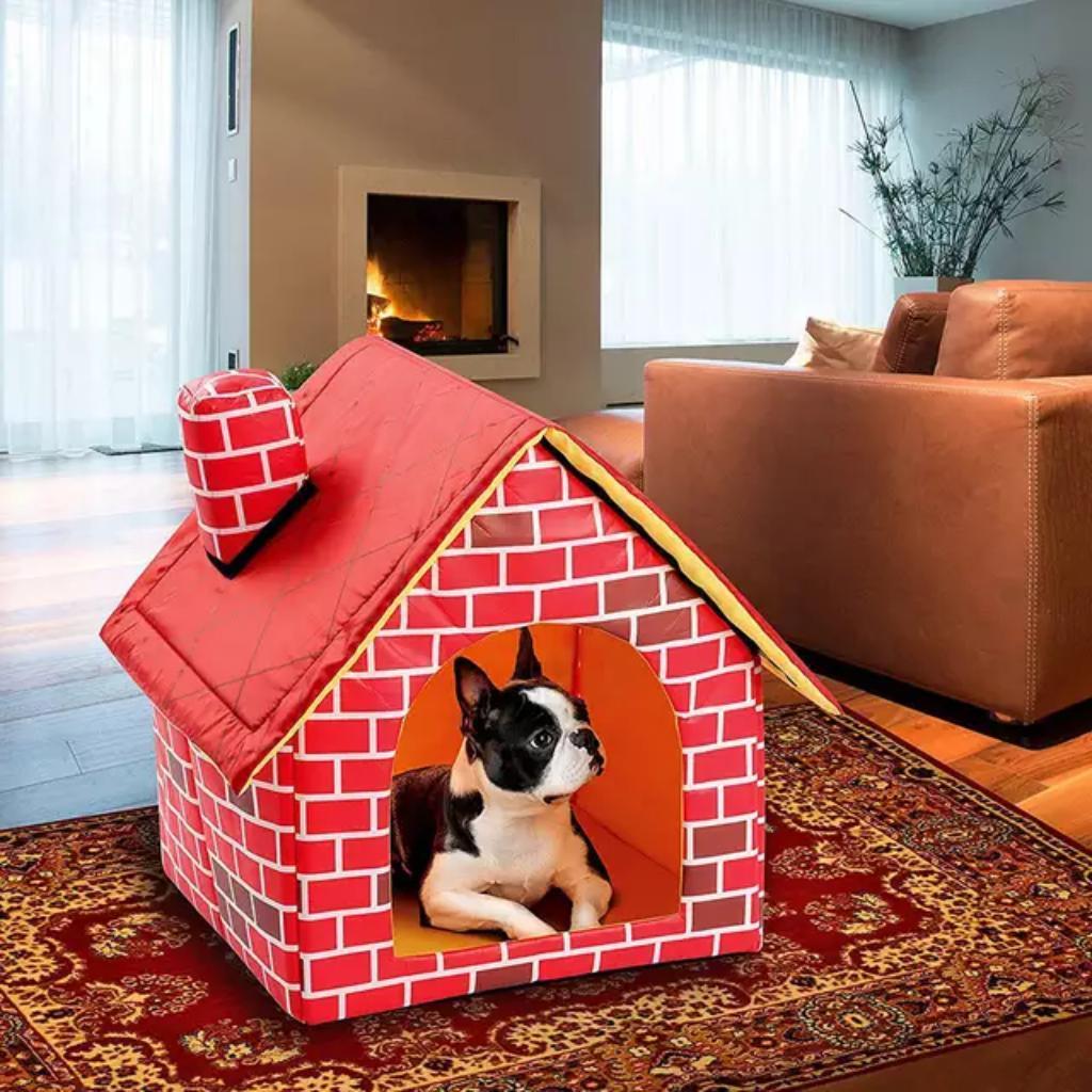 Casa Plegable para Mascotas Promoción
