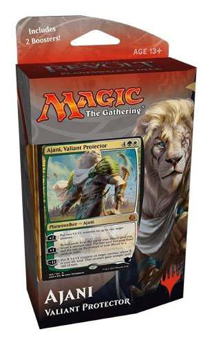 Magic The Gathering Planeswalker Deck Ajani