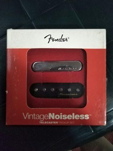 Pastilla Fender Noiseless Vintage Telecaster Pickups S/. 600