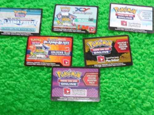 Vendo Codigos Pokemon 2