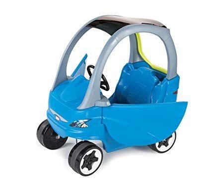 Carro Cozy Sport Azul - Little Tikes