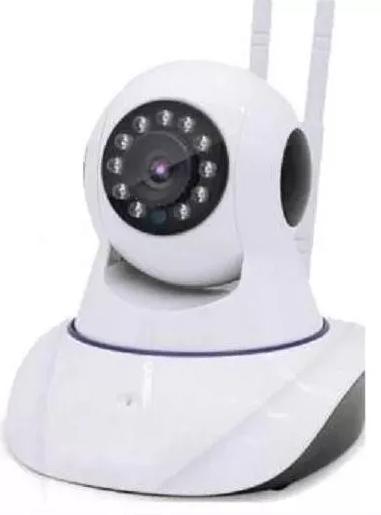 Cámara Seguridad P2p Hd Wifi Audio Micro Sd Visión