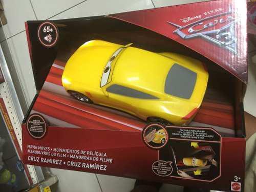 Disney Cars 3 Cruz Martinez Movimientos De Película Frases1