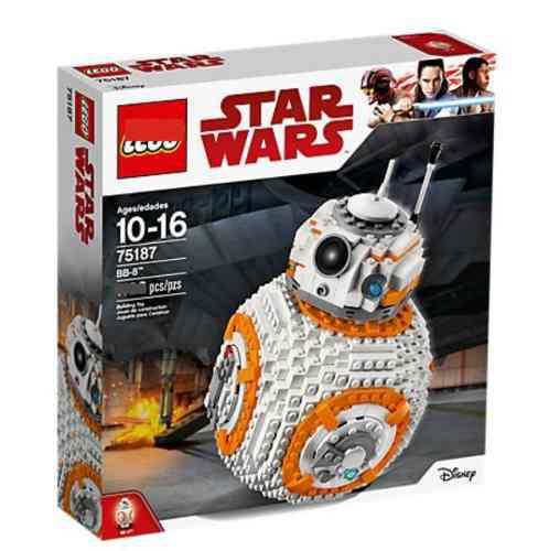 Lego Bb8 Bb-8 Star Wars Funcional 1238 Pzas