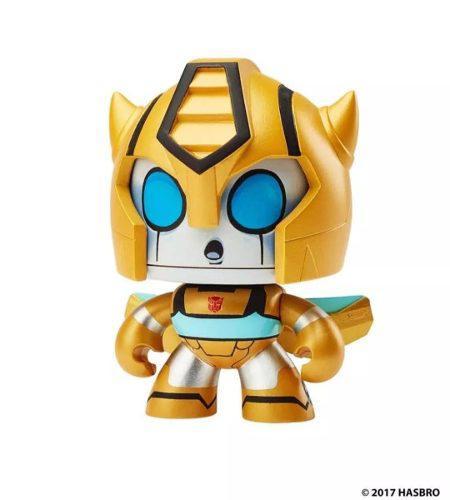Mighty Muggs Transformers Original 3 Rostros