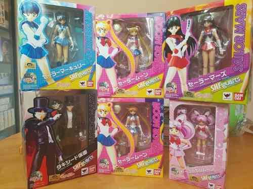S.h. Figuarts Sailor Moon Original Sellados