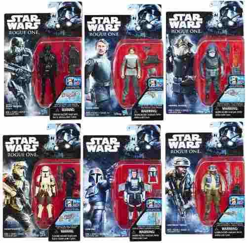 Star Wars Fen Rau, Galen Erzo, Deah Trooper, Shore Trooper