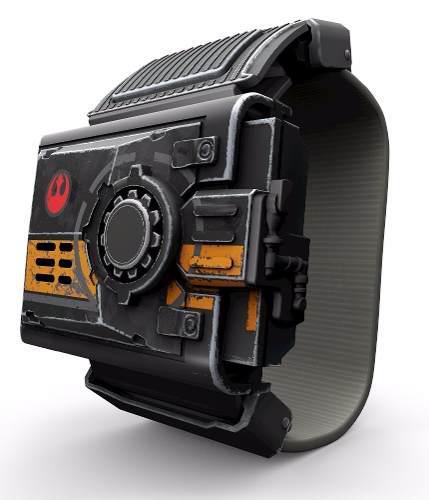 Star Wars Reloj Banda De Fuerza Controla Robot Sphero Bb8