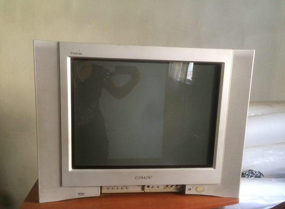 TELEVISOR TV SONY 21