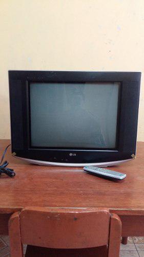Vendo Televisor Lg De 21'' Modelo Ultraslim.