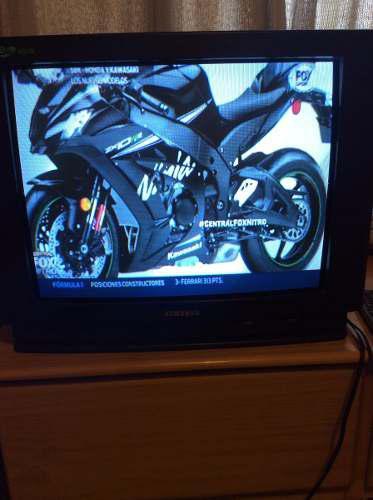 Vendo Televisor Samsung 21 Bien Conservado Bio Vision