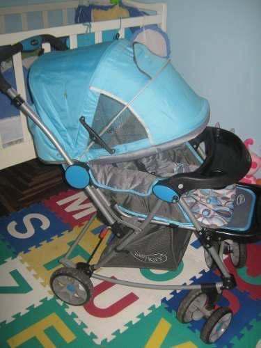 Coche, Cuna Mecedora Baby Kits En Buen Estado!