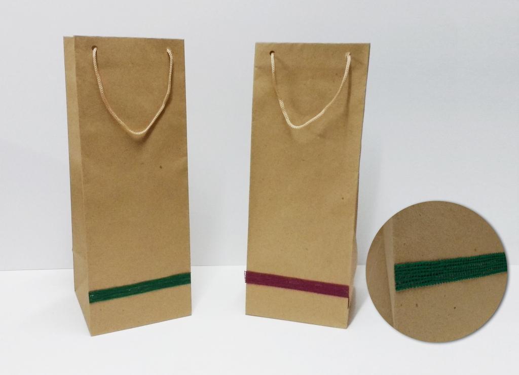 Bolsa de papel para regalo