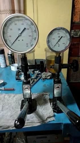 Inyectores,probador Inyectores Tipo Bosch Con Manómetro 6''