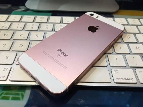 Iphone Se 16gb Rose Gold Apple Original