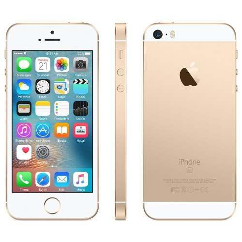 Iphone Se 32gb Gold Apple Nuevo Sellado Garantía Tienda