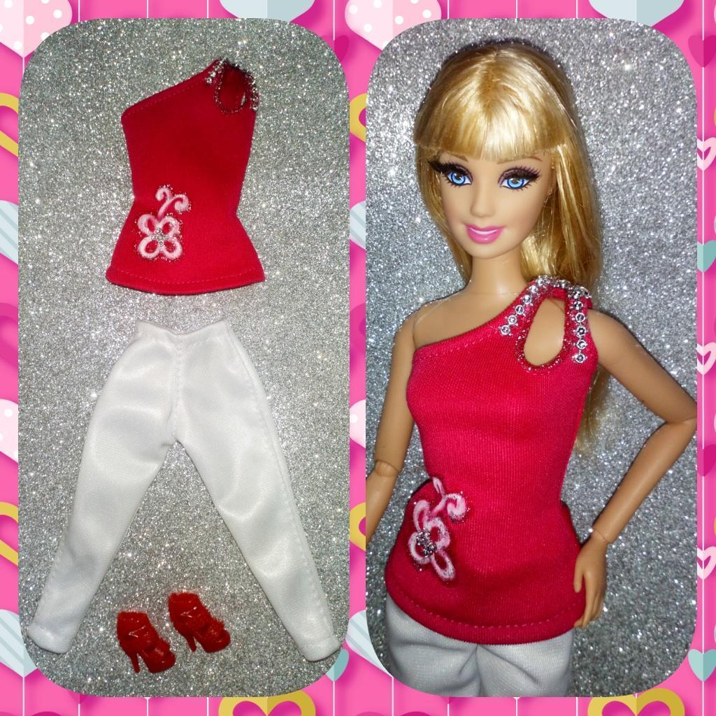 Packs de Outfits para Barbie