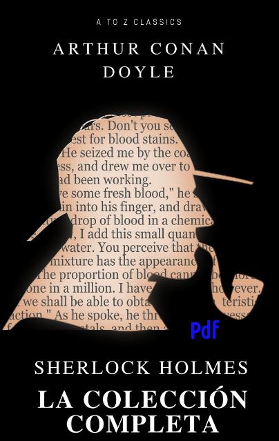 Sherlock Holmes Coleccion Completa Digital Pdf