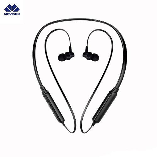 Audífono Bluetooth Deportivo Bateria 10 Horas - Movisun