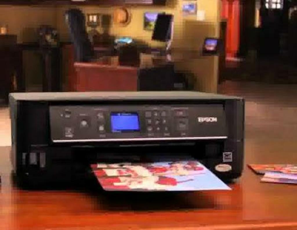 Impresora Multifuncional Epson Wifi