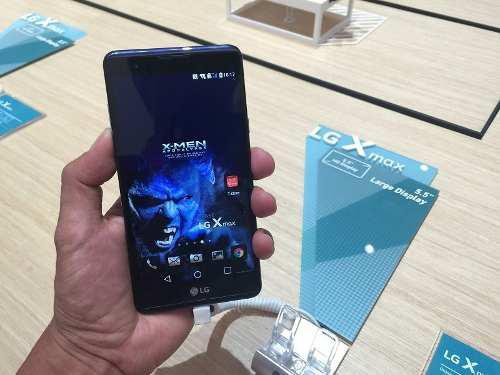 Lg X Max Azul Oscuro
