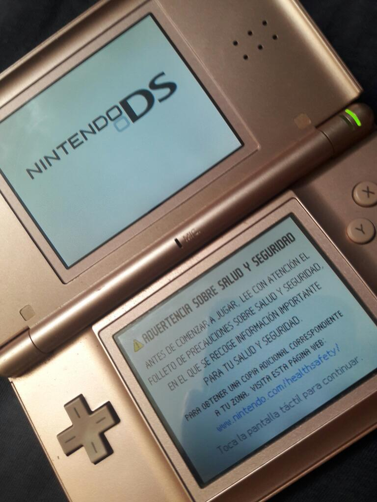 Nintendo Ds Primera G.